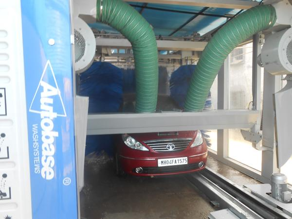 TEPO-AUTO Car Washing Machine Automatic , Wash 60 - 80 Cars Per Hour