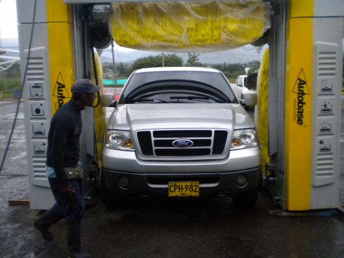 tunnel car wash & Durable & Speed Cleaning
