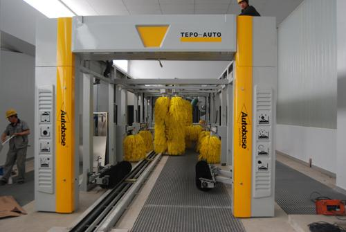 Tunnel car washing TEPO-AUTO-TP-901