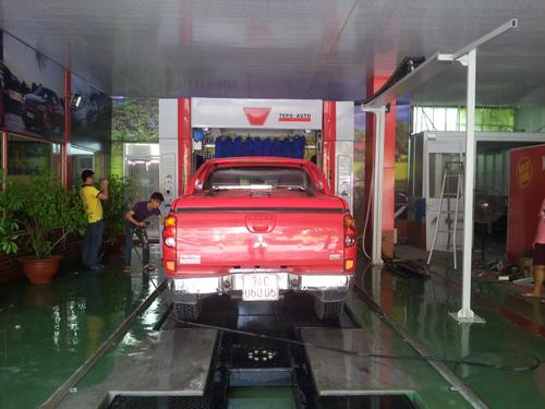 TEPO-AUTO car wash machine & security &  environment protection