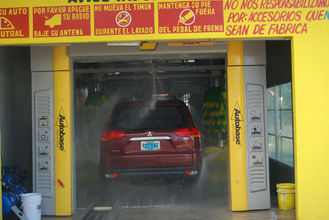 ประเทศจีน The automatic car wash machine that recommended by the world ผู้ผลิต