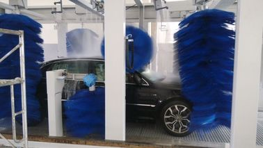 ประเทศจีน Tepo - Auto Express Car Wash Tunnel Represents The Most Specialized Products ผู้ผลิต