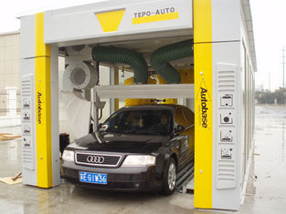 ประเทศจีน TEPO-AUTO high end automated car wash equipment washing speed quickly ผู้ผลิต