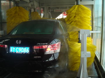 ประเทศจีน Durable Vehicle Washing Equipment / Express Tunnel Car Wash Easier To Use ผู้ผลิต