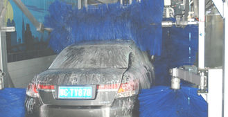 ประเทศจีน AUTOBASE automated car wash tunnel systems innovative mode easier to use ผู้ผลิต