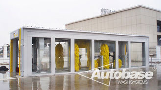 ประเทศจีน TEPO-AUTO Tunnel car wash machine, pro shine car wash TP-701 ผู้ผลิต