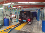 ประเทศจีน Tunnel car wash machine whicn very fast washing speed โรงงาน