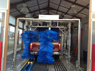 ประเทศจีน Car Auto Wash Equipment AUTOBASE - 120 , tunnel wash systems fully automatic โรงงาน