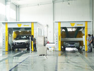 ประเทศจีน TEPO - AUTO Car Wash Tunnel Equipment with No scratch the car paint performance โรงงาน