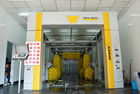 ประเทศจีน Fully Automated Car Wash Tunnel Systems Wash Speed 60-80 Cars / Hour โรงงาน