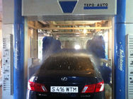 ประเทศจีน Automatic Car Wash Tunnel Systems TEPO-AUTO-TP-1201-1 quick cleaning speed โรงงาน