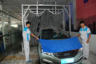 ประเทศจีน Computer Control Car Wash Equipment Autobase , High Accuracy โรงงาน